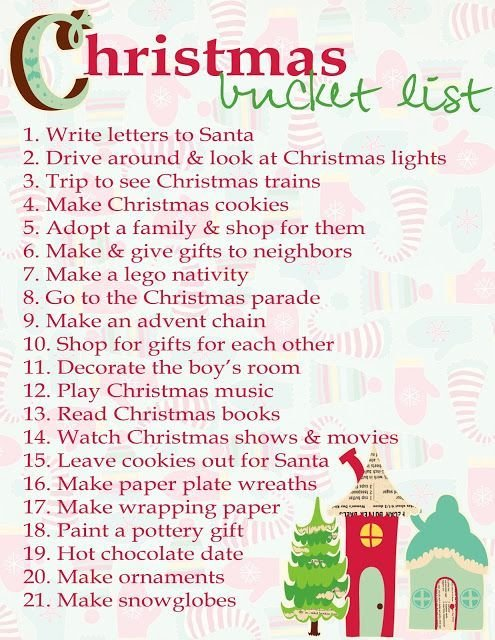 Best 25 Best Ideas About Christmas Bucket Lists On Pinterest Christmas List Ideas Local Movie With Pictures
