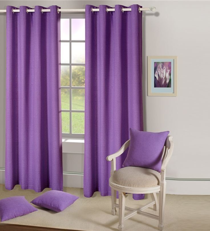 Best Purple Curtains I Dream In Purple Pinterest Curtains With Pictures