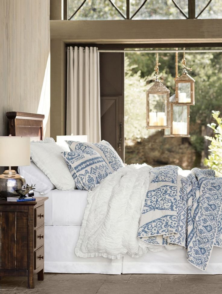 Best 25 Blue White Bedrooms Ideas On Pinterest With Pictures