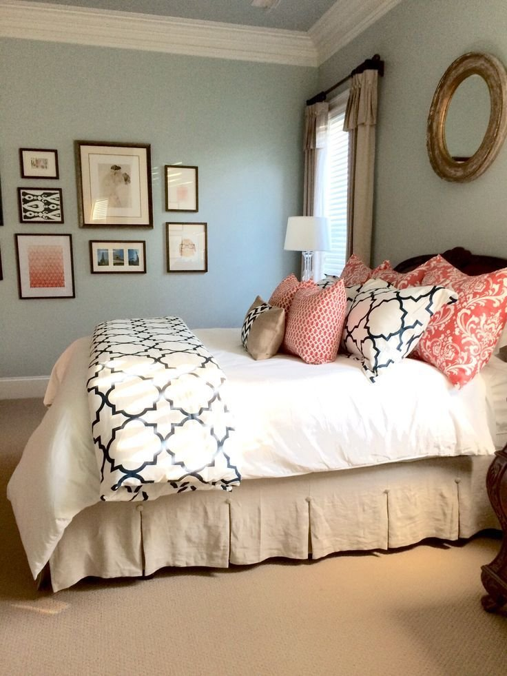 Best 25 Best Ideas About Coral Bedroom On Pinterest Coral With Pictures