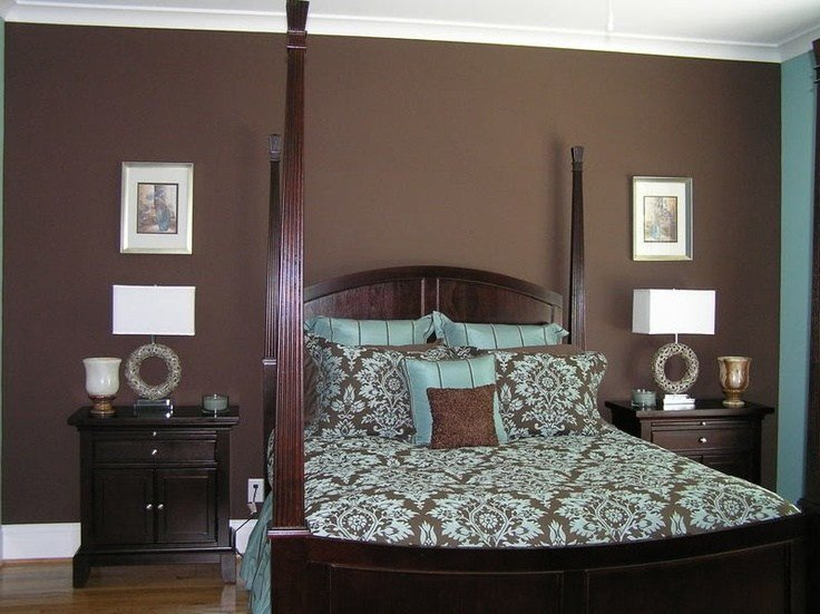 Best Another Blue Brown Bedroom Bedroom Project Pinterest With Pictures