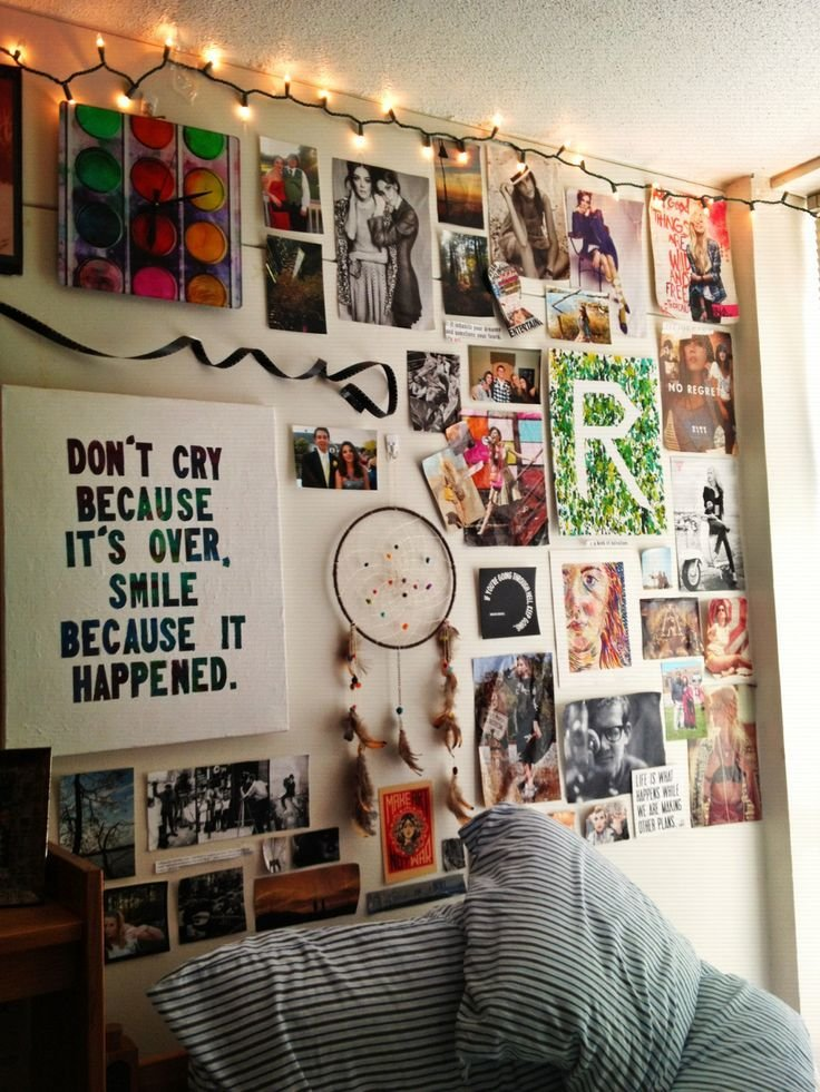 Best 25 Bedroom Wall Collage Ideas On Pinterest Wall With Pictures