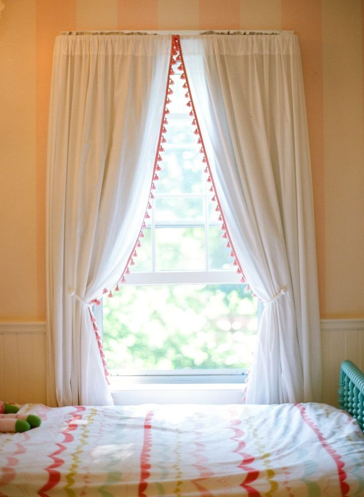 Best 17 Best Ideas About Girls Room Curtains On Pinterest With Pictures