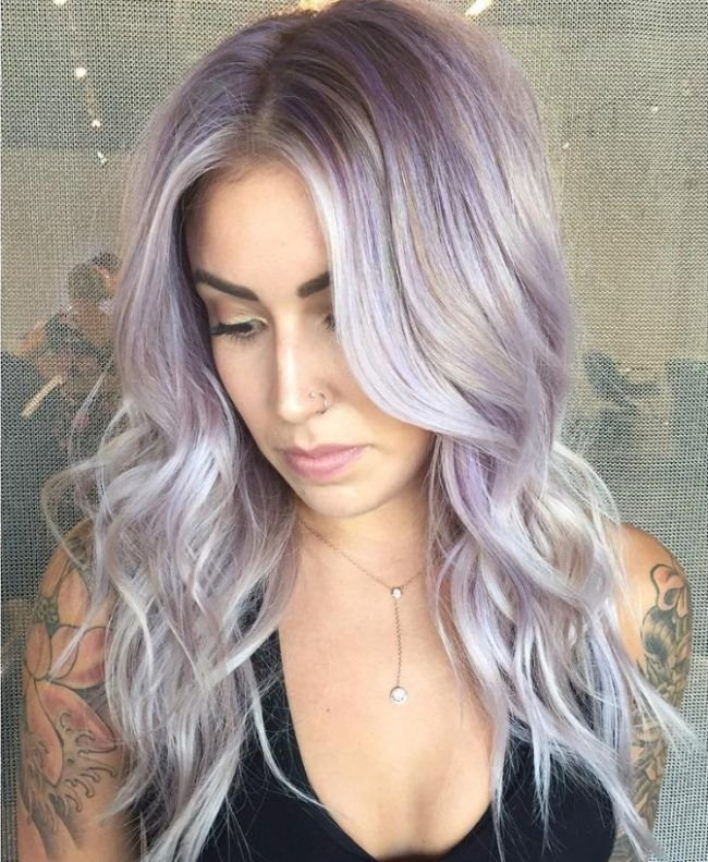 Free 25 Best Ideas About Lilac Hair On Pinterest Pastel Wallpaper