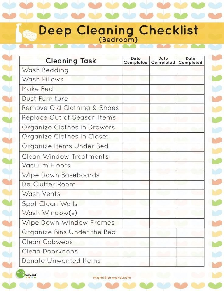 Best 25 Best Ideas About Room Cleaning Checklist On Pinterest With Pictures