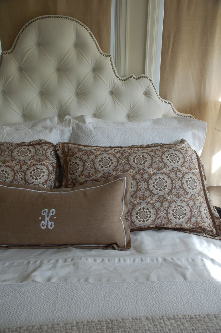 Best 1000 Ideas About Pillow Headboard On Pinterest White With Pictures