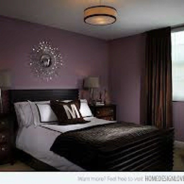 Best Purple Chocolate Brown Decor Home Pinterest Brown With Pictures