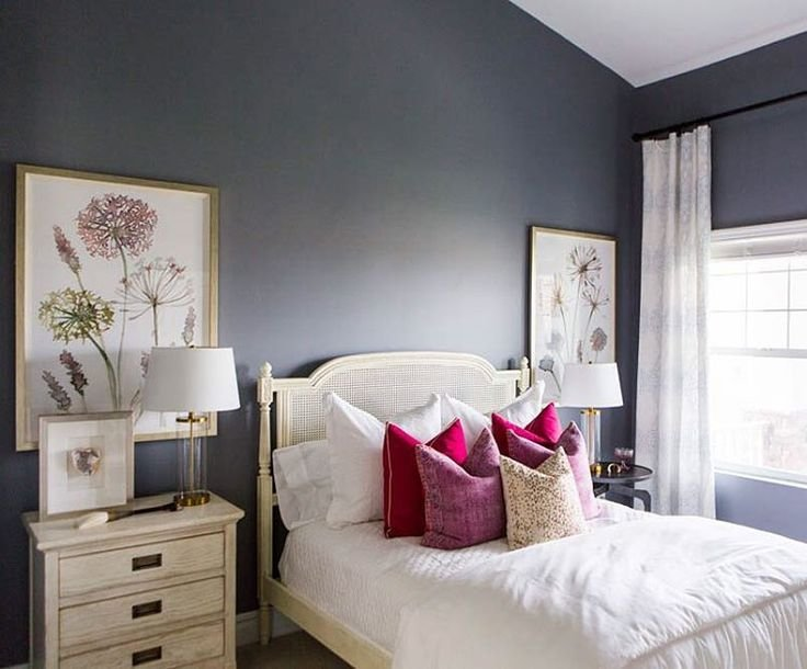 Best 17 Best Ideas About Slate Blue Paints On Pinterest Blue With Pictures