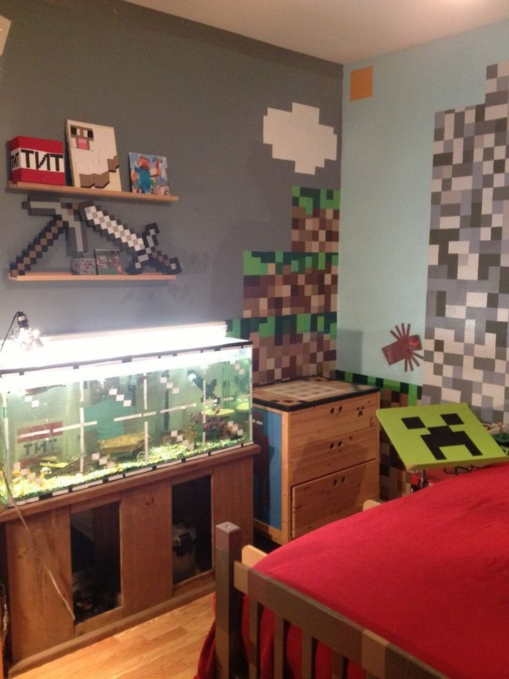 Best 25 Best Ideas About Minecraft Bedroom Decor On Pinterest With Pictures