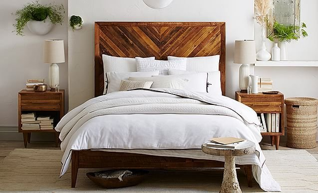 Best West Elm Back To Nature Bedroom N D Retrieved With Pictures