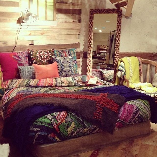Best 25 Funky Bedroom Ideas On Pinterest Bed With No Headboard Funky Teenage Bedding And With Pictures