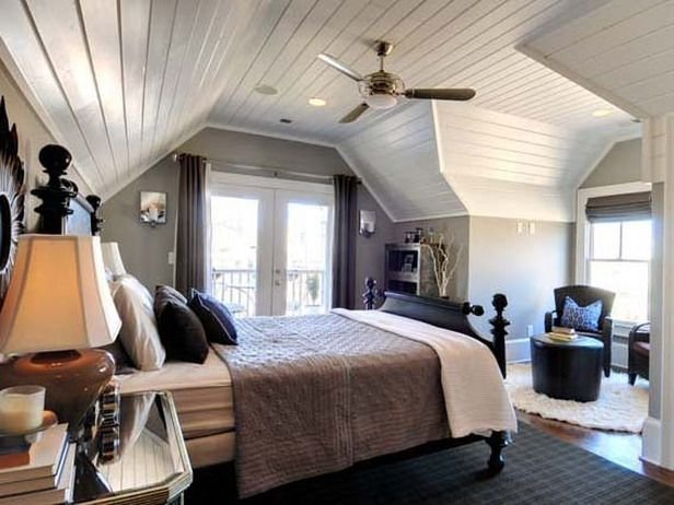 Best Attic Master Bedroom On Pinterest With Pictures