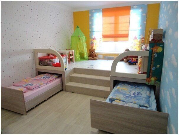Best 6 Space Saving Furniture Ideas For Small Kids Room With Pictures