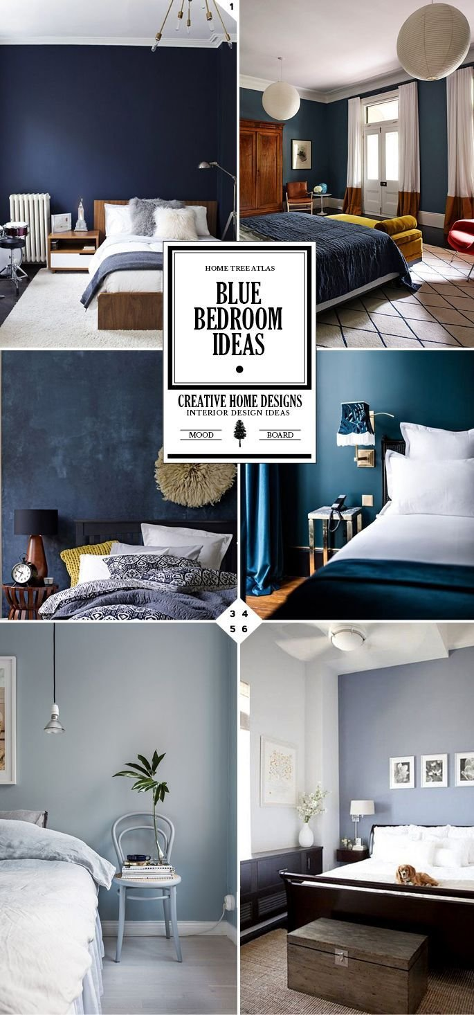 Best Style Guide Blue Bedroom Ideas And Designs Blue With Pictures