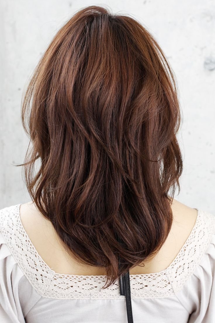 Free Medium Hairstyles Front And Back Views Of Short Hairstyles Wallpaper
