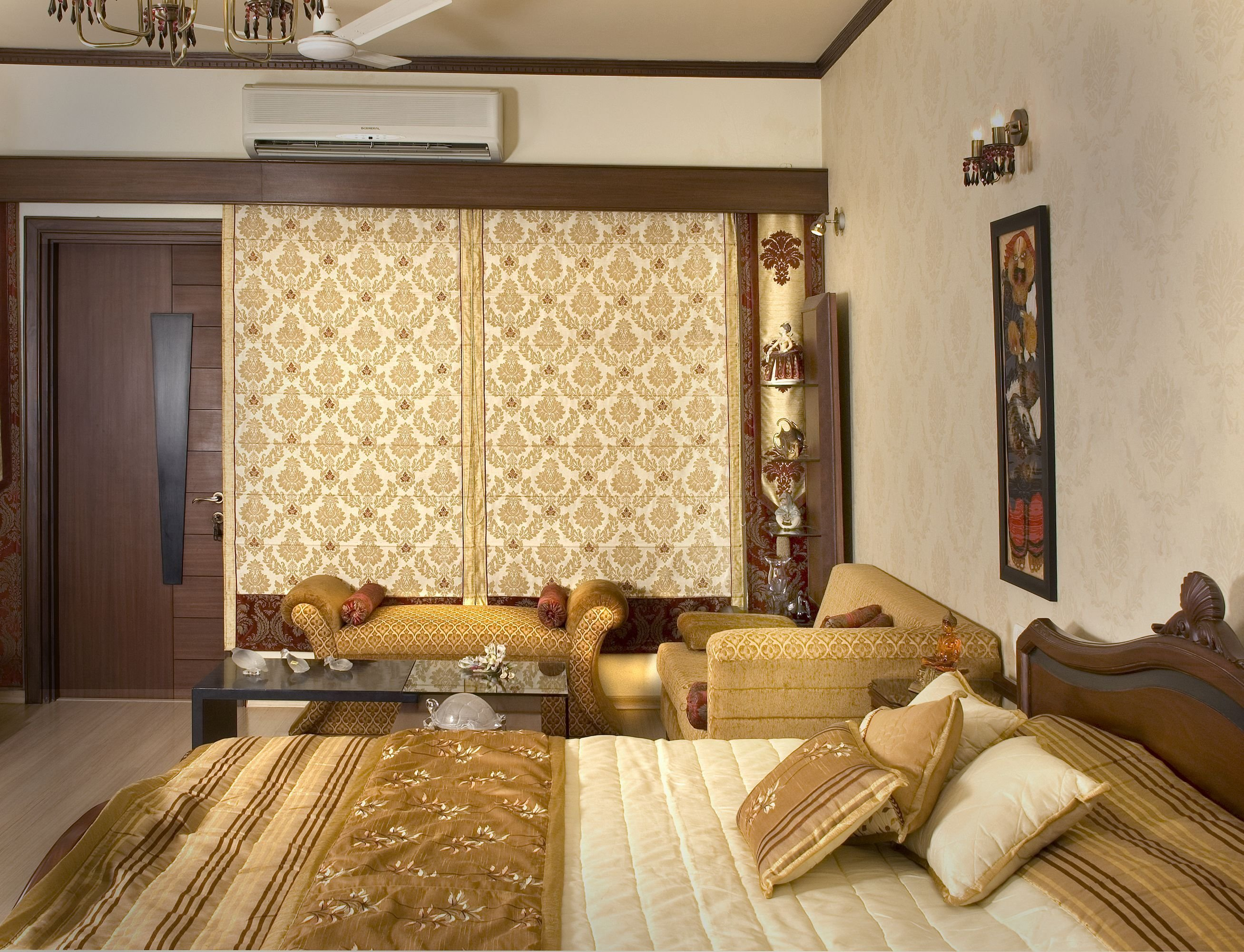 Best Luxury Master Bedroom Design By Madalsa Soni Interior With Pictures