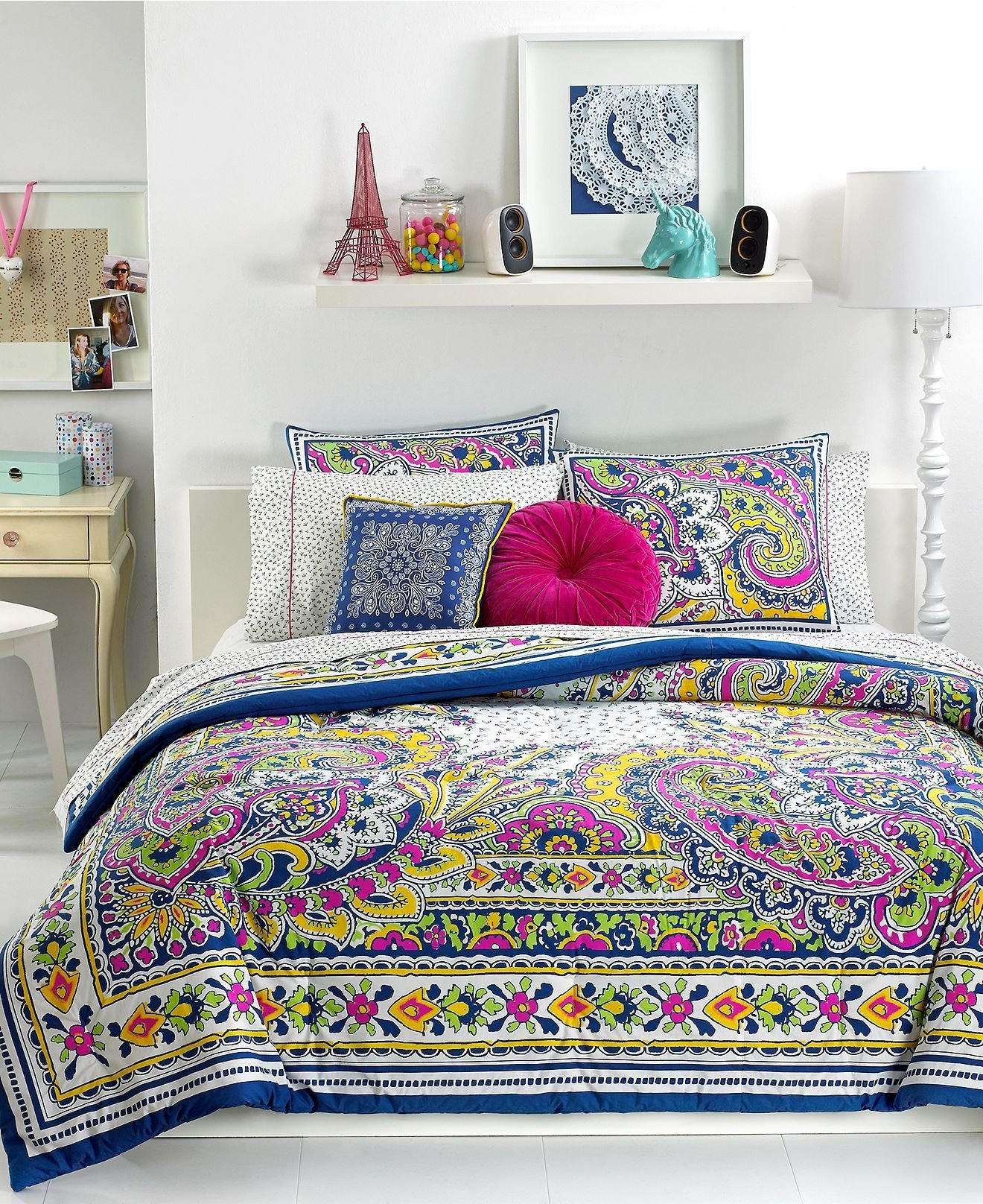 Best T**N Vogue Bedding Pret A Paisley Comforter Sets T**N With Pictures