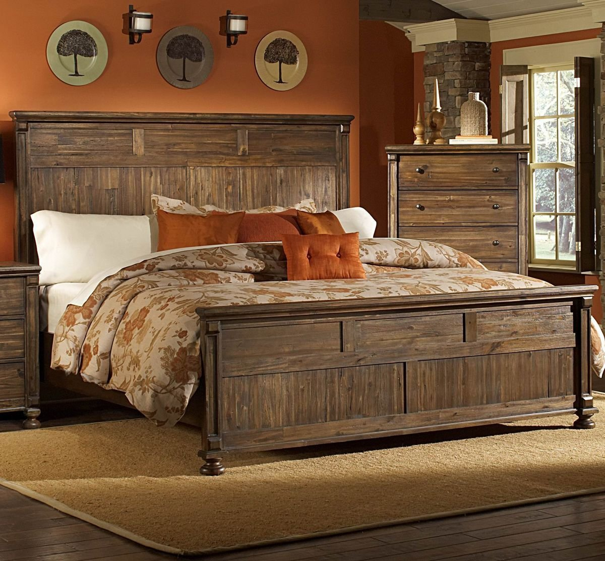 Best Rustic Furniture Set Master Bedroom Yes Please Our With Pictures