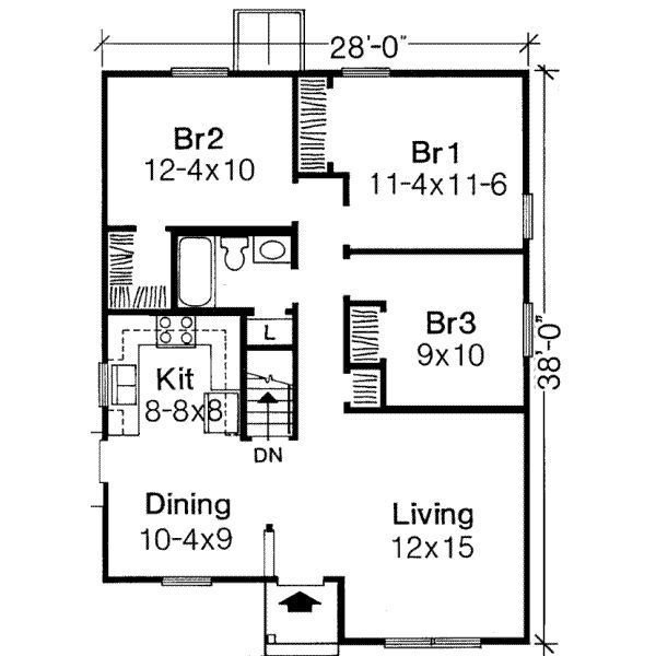 Best 1000 Sq Ft House Plans 3 Bedroom Google Search Bogard With Pictures