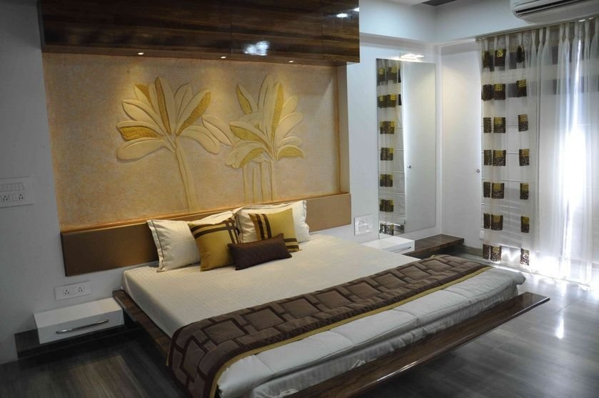 Best Luxury Bedroom Design By Rajni Patel Interior Designer In With Pictures