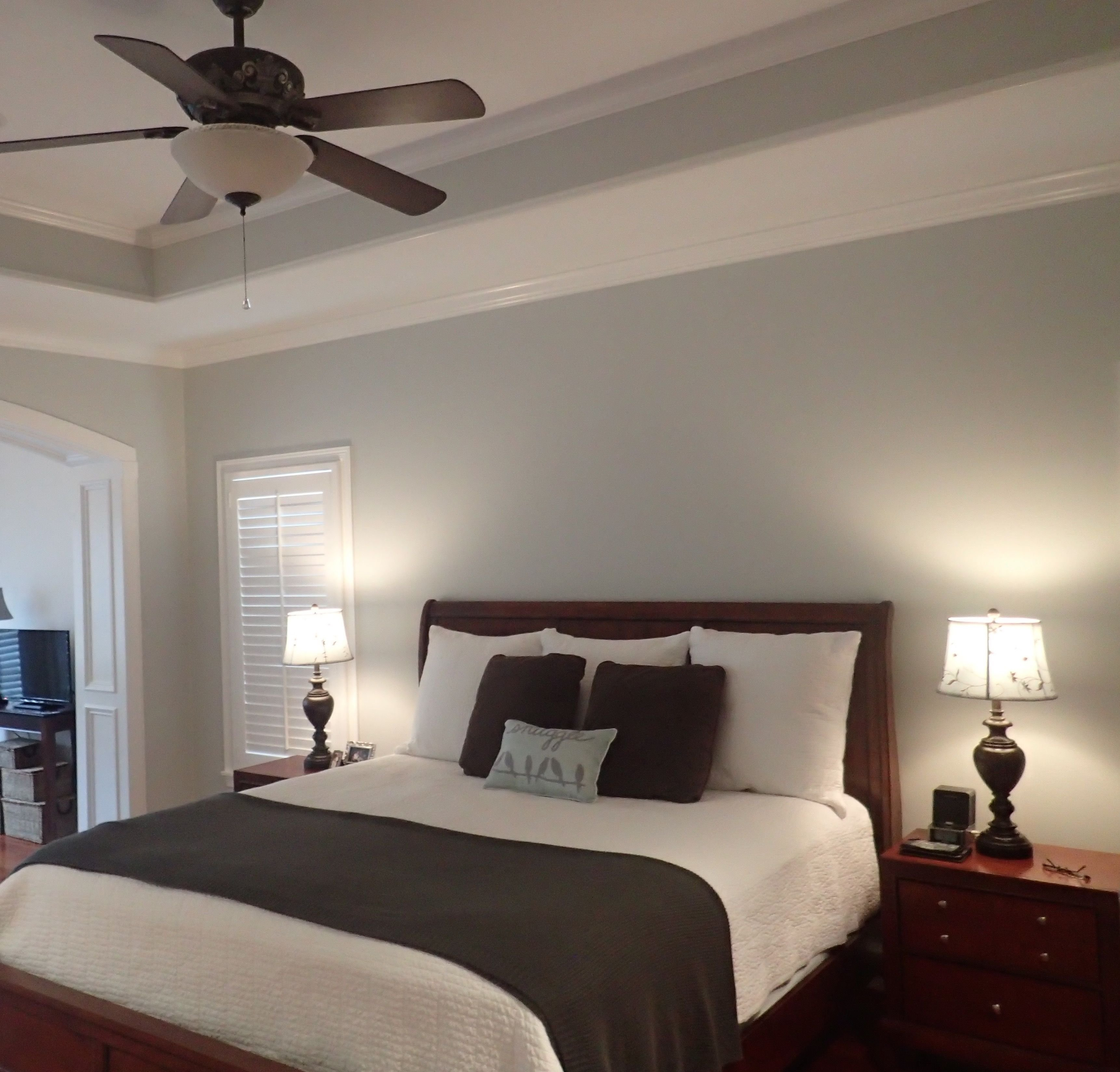 Best Master Bedroom Sherwin Williams Silverpointe Palette With Pictures