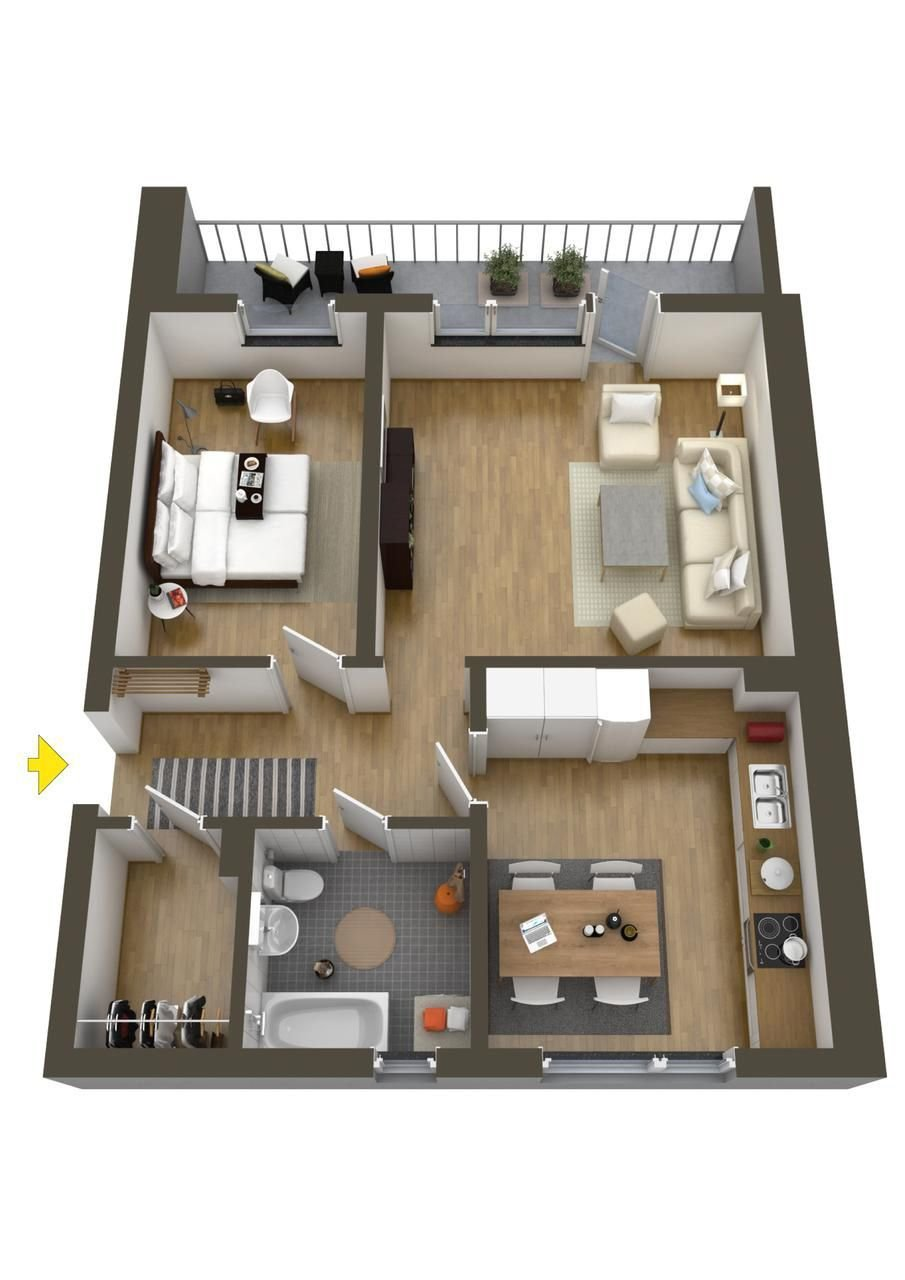 Best Bedroom Floorplan Layout Twins Bedroom Rectangular Concept With Pictures