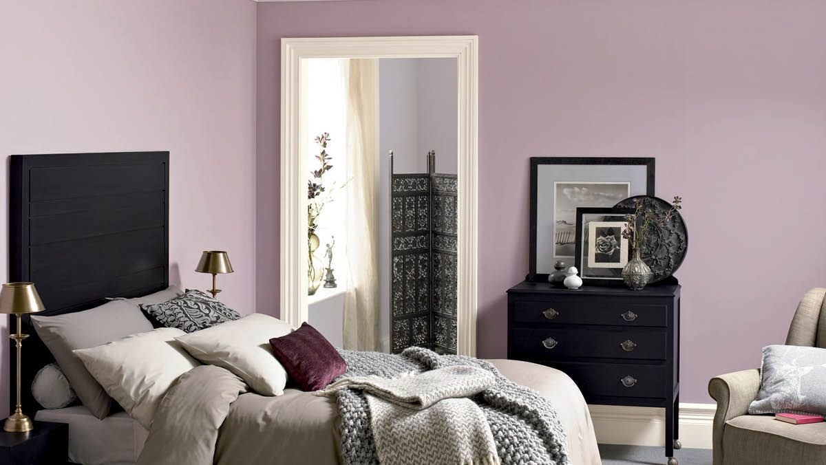 Best Bedroom Rooms Dulux Dusted Fondant Chic Shadow With Pictures