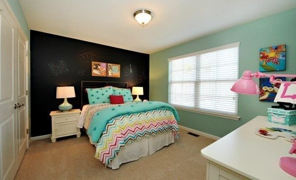 Best Tween Girl Bedrooms With Chalkboard Paint Chalkboard With Pictures