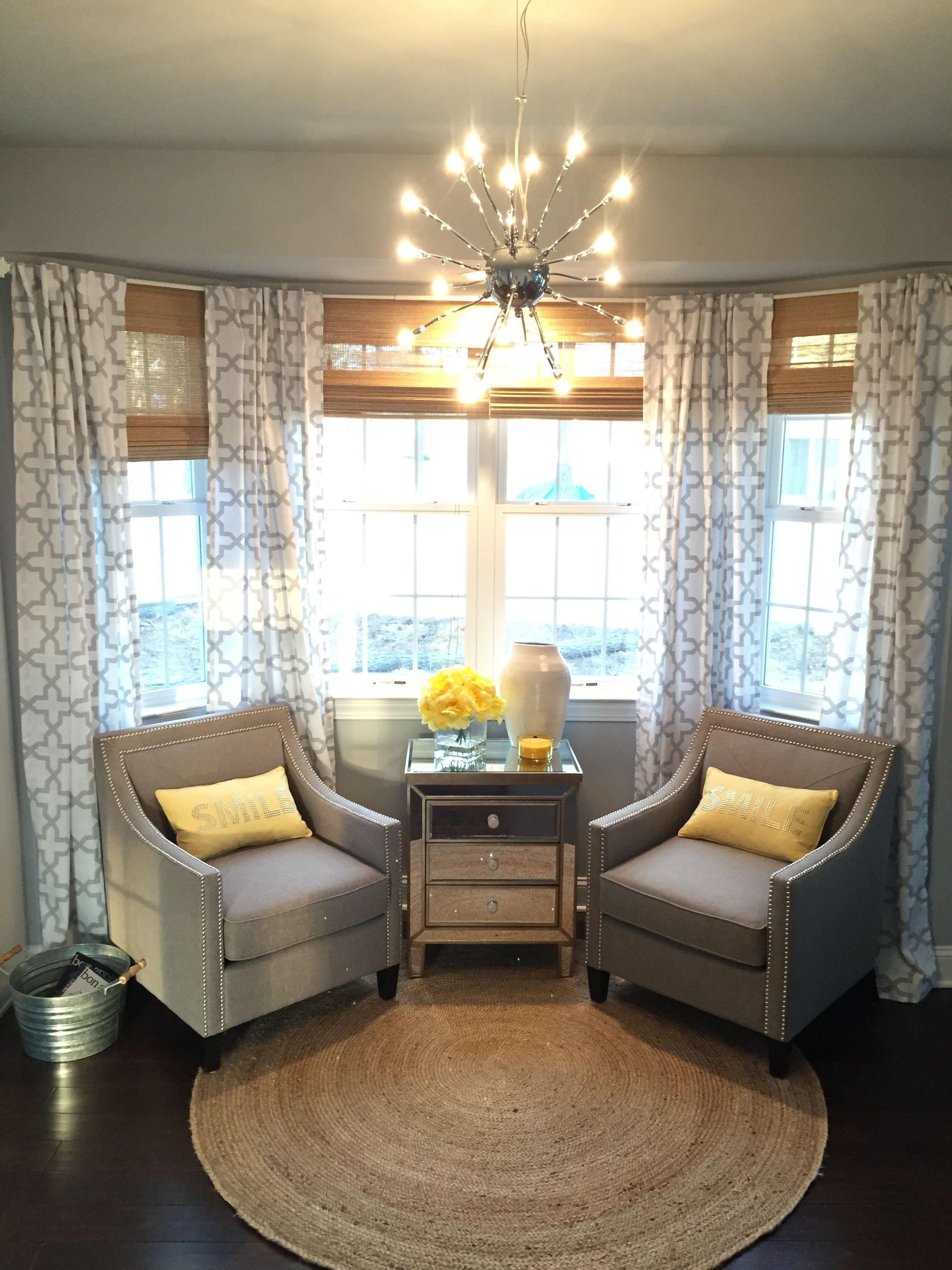 Best 25 Best Ideas About Bay Window Curtain Inspiration On With Pictures
