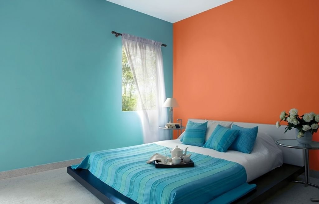 Best Image Result For Two Colour Combinations For Bedroom With Pictures