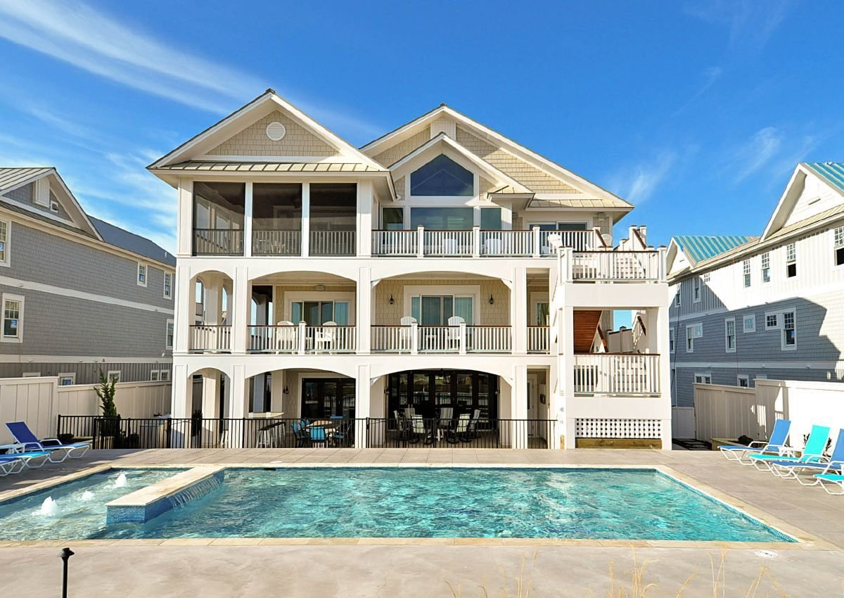 Best Harry S Harbor Er007 Is An Outer Banks Oceanfront With Pictures