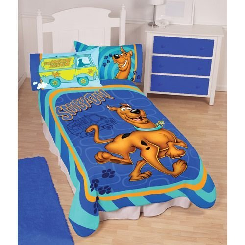 Best Scooby Doo Bedding And Bedroom Sets Scooby Pinterest With Pictures