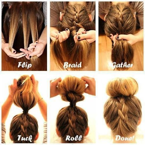 Free 10 Quick And Easy Hairstyles Step By Step Summer Hair Wallpaper