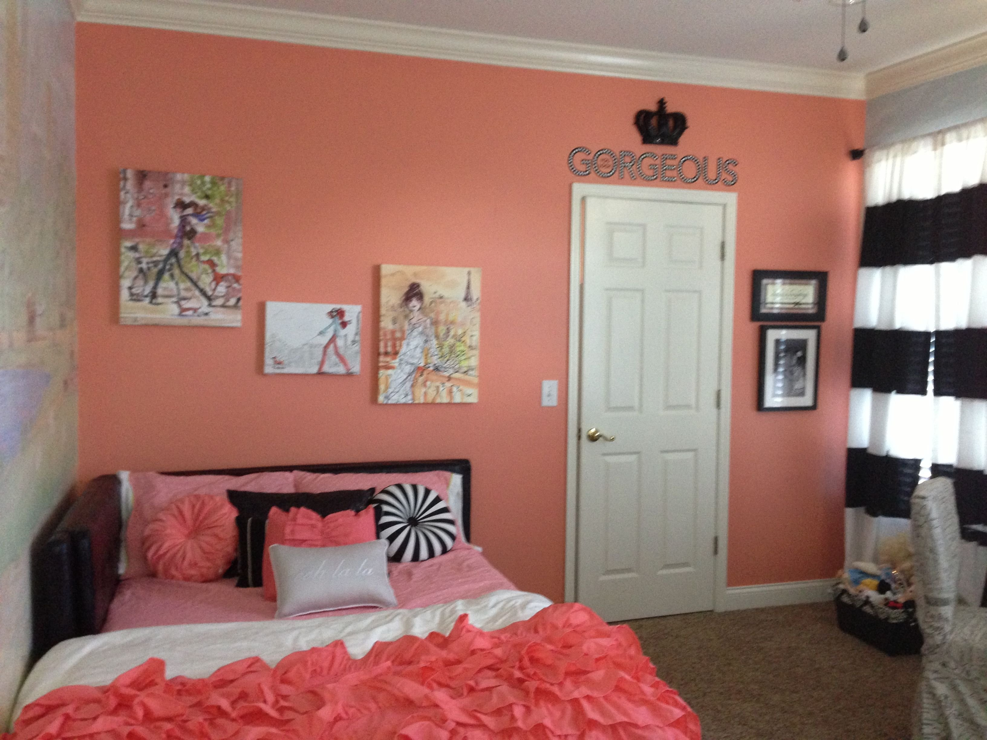 Best Black Coral Coral Room Decor Google Search Girls Room With Pictures