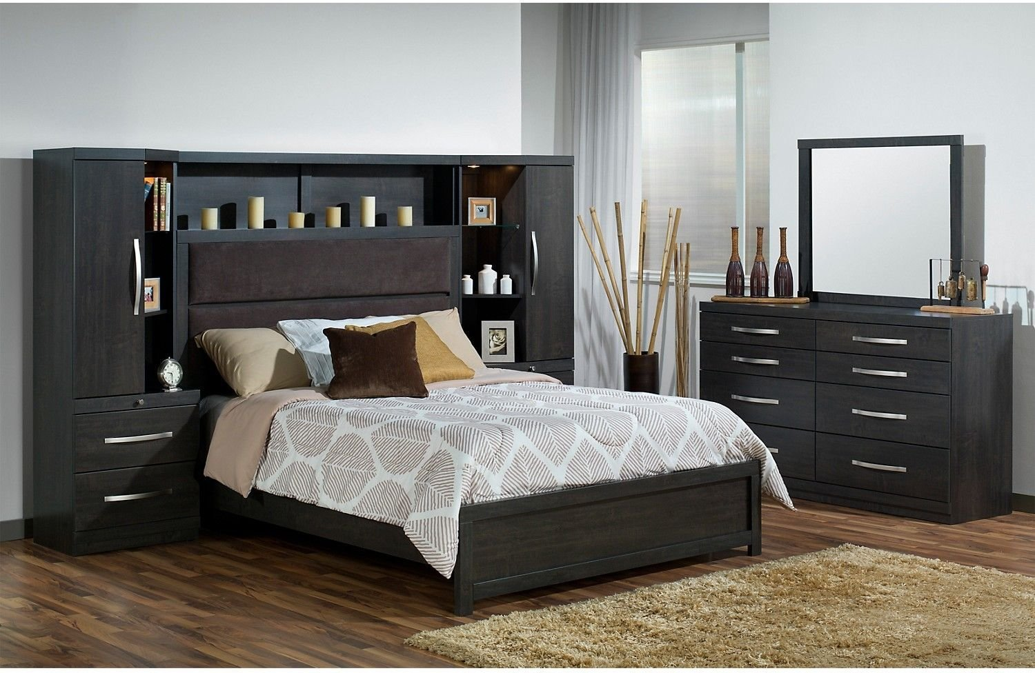 Best Willowdale King 5 Piece Pier Bedroom Package Bedrooms With Pictures