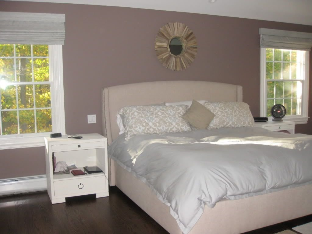 Best Benjamin Moore Smoked Oyster Wall Color For Bedroom With Pictures
