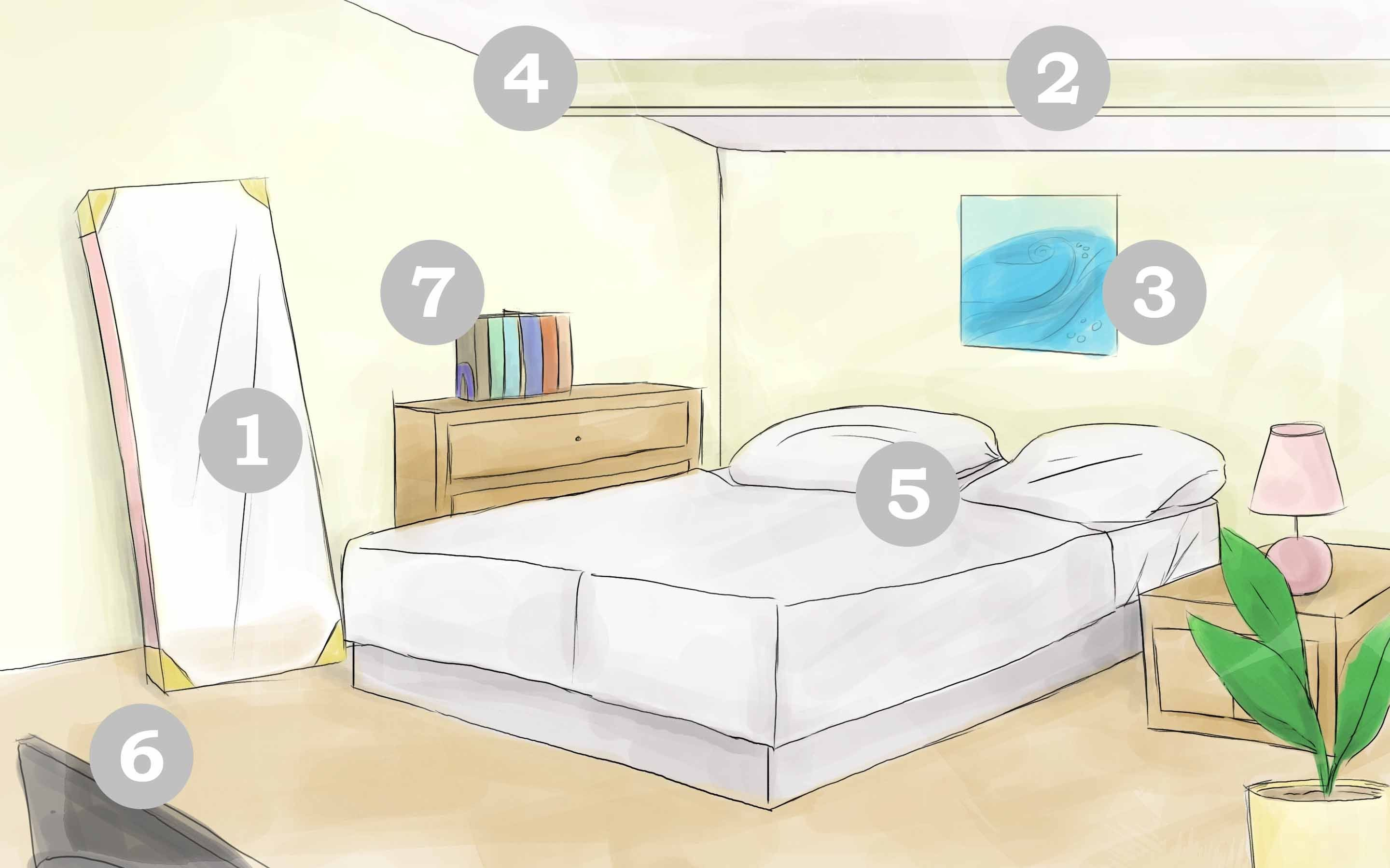Best Feng Shui Your Bedroom Feng Shui Bedroom Feng Shui And With Pictures