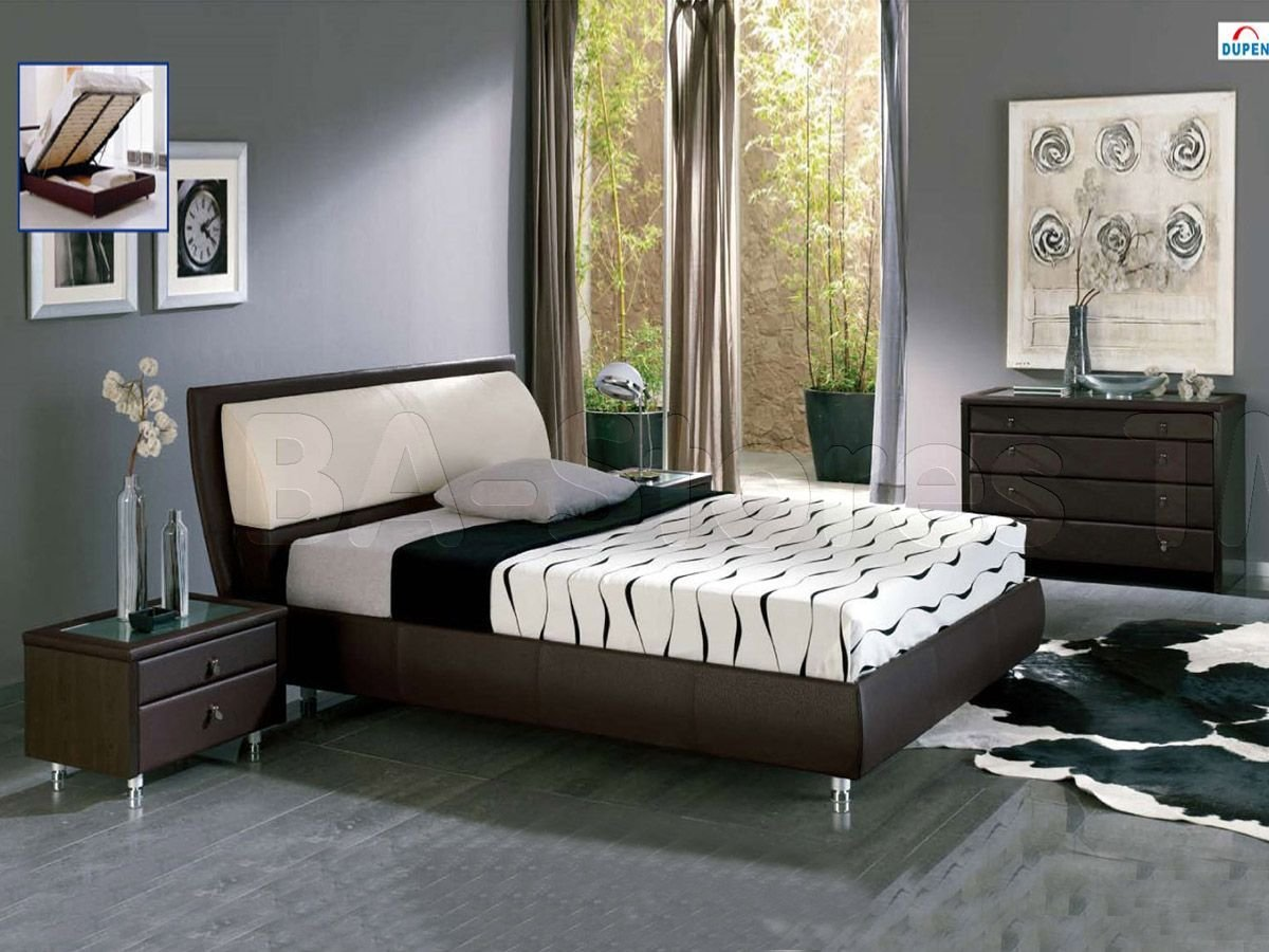 Best Small Gray Bedroom Design Inspirations With Elegant Brown With Pictures