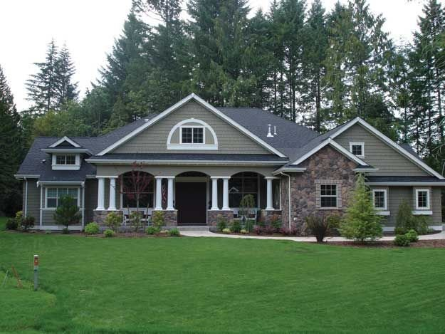Best 25 Craftsman Style Homes Ideas On Pinterest With Pictures