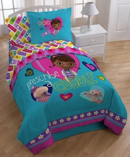 Best Doc Mcstuffins Bedroom Decor Bedding Sets Bedrooms And Kids Comforters With Pictures