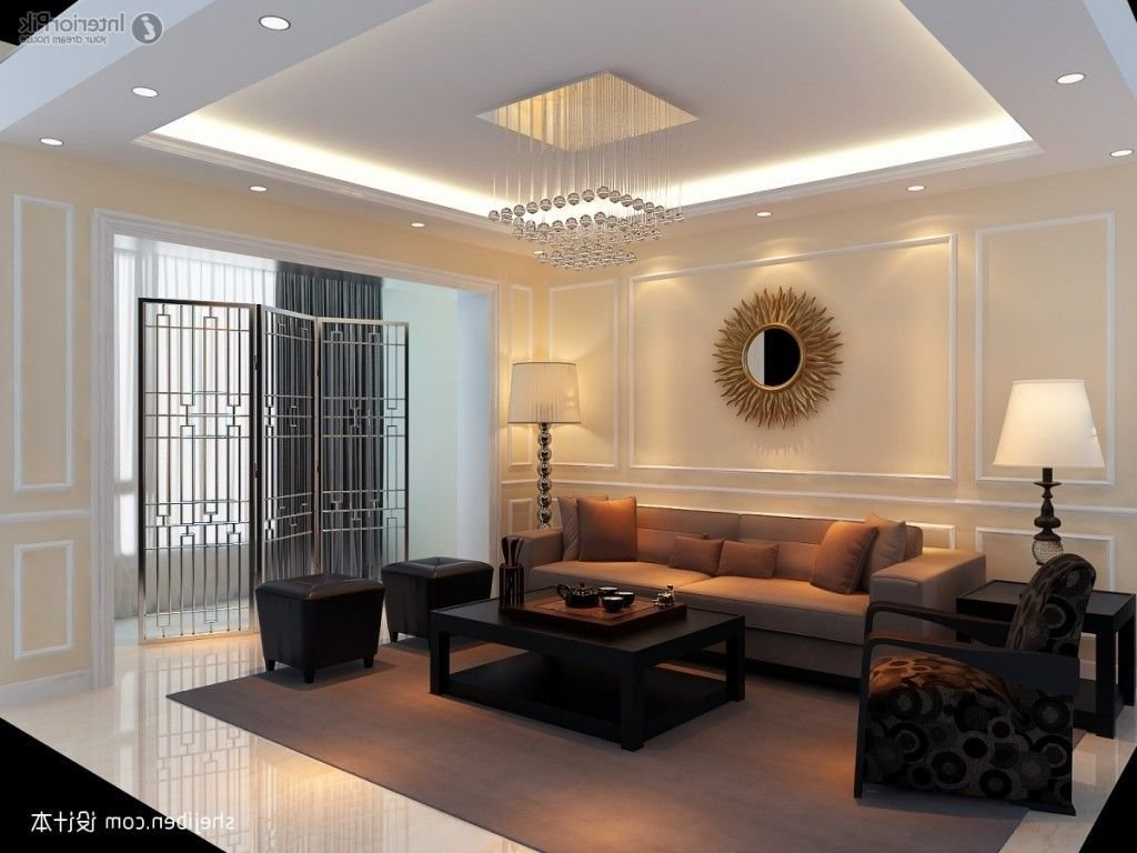 Best Modern Gypsum Ceiling Designs For Bedroom Picture With Pictures