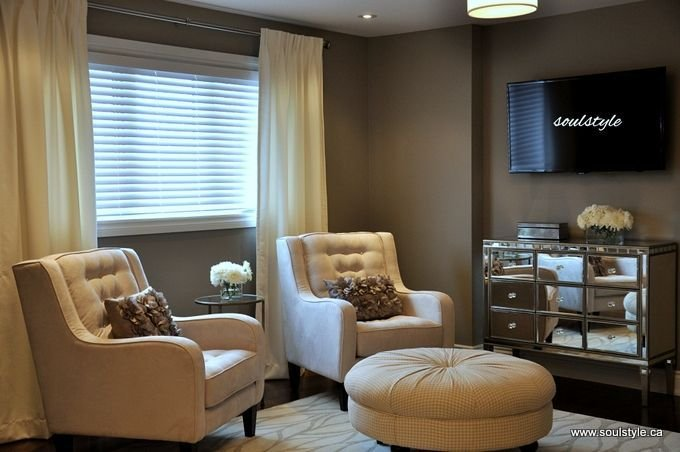 Best Master Bedroom Seating Area Mirror Console Dresser Bedroom Design Pinterest Master With Pictures