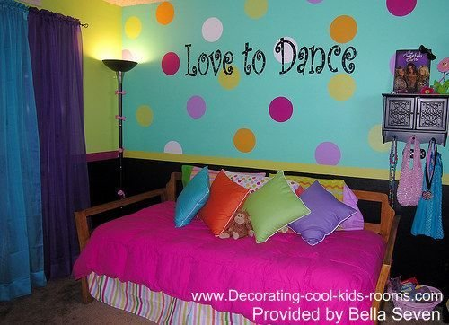 Best For My Little Dancer Girl S Rooms Pinterest Polka With Pictures