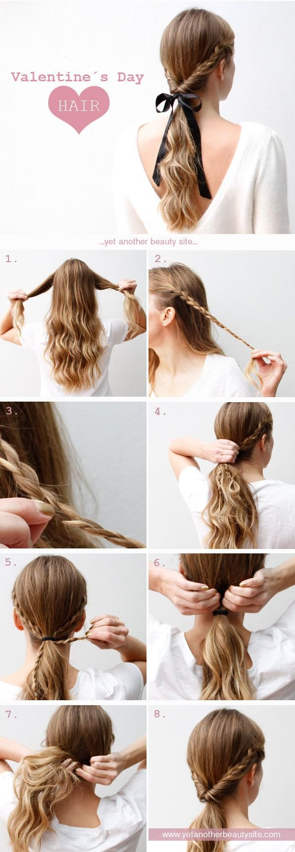 Free Wear This Hair A Simple Braided Beauty Wallpaper