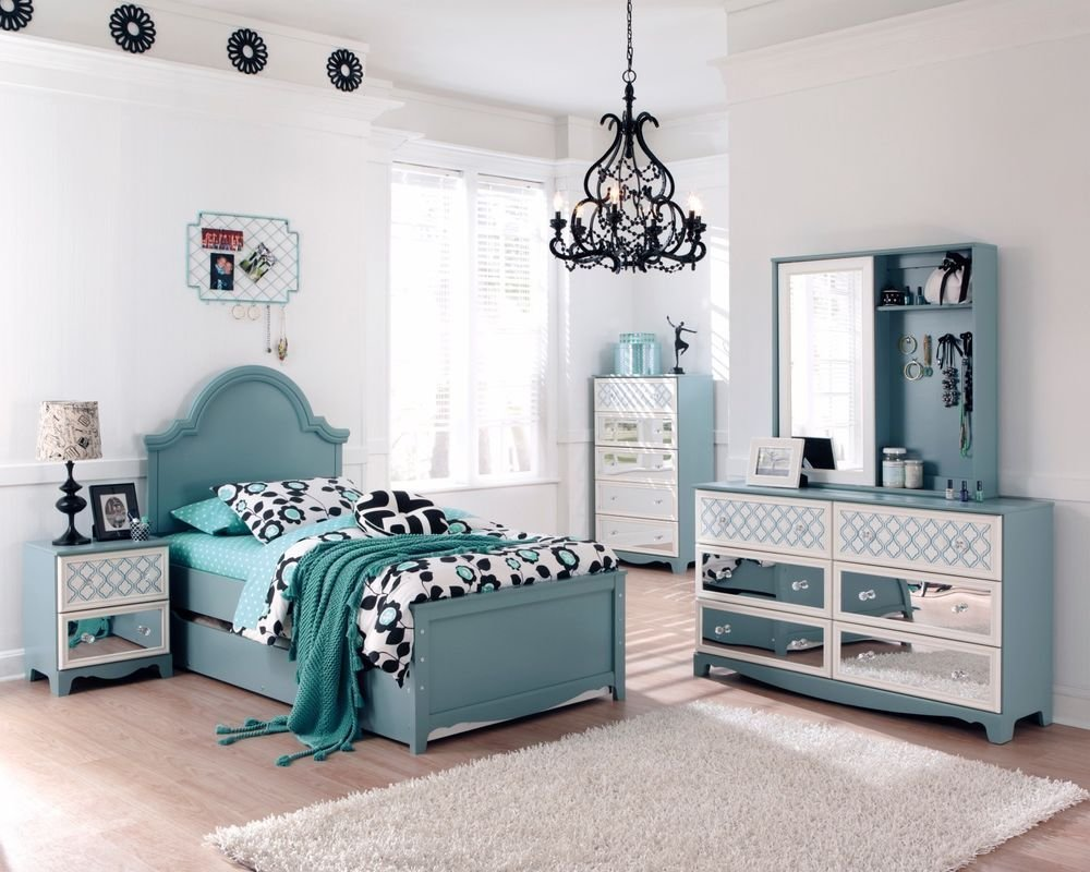 Best Ashley Mivara Tiffany Turquoise Blue Girls Kids French With Pictures
