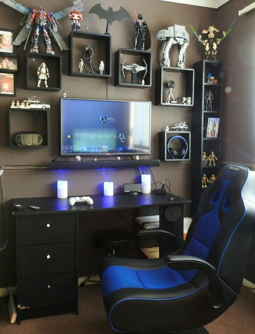 Best 15 Game Room Ideas You Did Not Know About Gaming Setup With Pictures