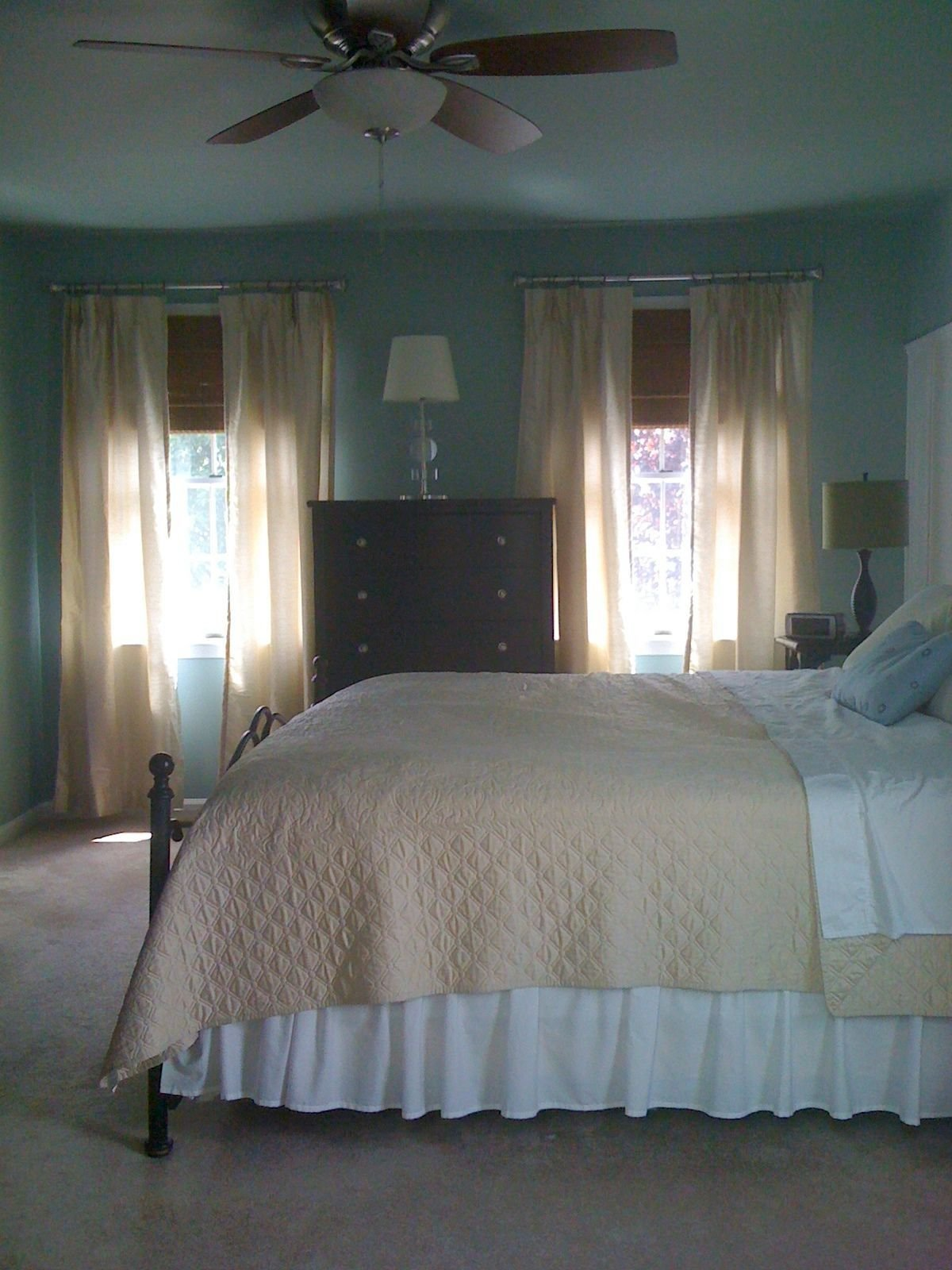 Best Spa Like Bedroom Colors Loveyourroom One Day Spa Bedroom Makeover Home Pinterest Spa With Pictures