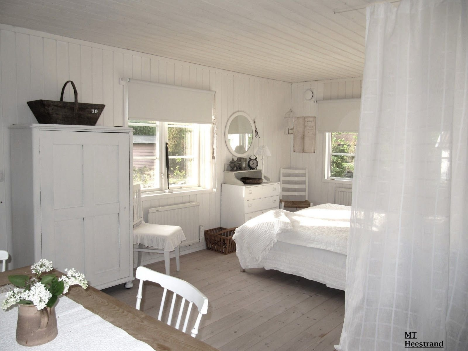 Best Bedroom White Grey Black Chippy Shabby Chic With Pictures