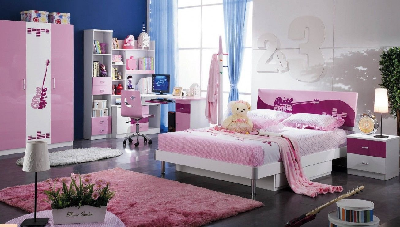 Best Surprising T**N Bedroom Sets With Modern Bed Wardrobe With Pictures