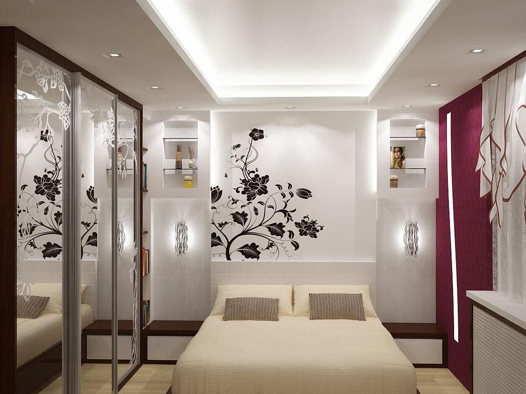 Best Creative Wall Painting Ideas For Bedroom Bedroom With Pictures